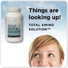 Things are looking up!  Total Amino Solution