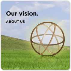 Our vision.  About Us
